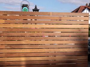 забор горизонтальный дпк