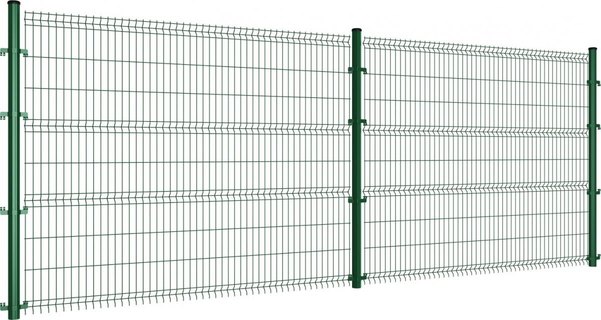 забор гиттер схема