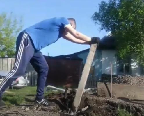 как правильно демонтировать забор