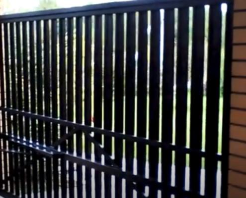 отремонтировать автоматические ворота